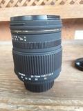 Sigma 28-70 F2,8 EX DG d. para nikon - foto