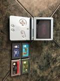 Game Boy Advance Sp. - foto