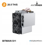 Antminer s11 20,5 th/s - foto