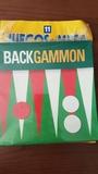 Juego de mesa backgammon nuevo - foto