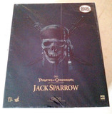Jack Sparrow - Hot Toys DX06 Special ed. - foto