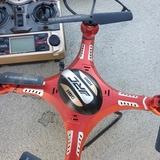 Dron 33x33 cm palas 13.5 cm para piezas - foto