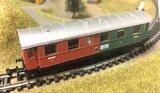 Vagón Ibertren mixto de 2 ejes 2 QTQ4872 - foto