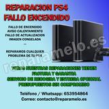 Reparación fallos PS4 - foto