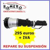 suspension neumatica mercedes todo - foto