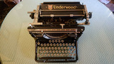 Underwood n6 (1930) impecable - foto