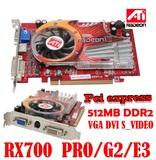 512mb ATI RADEON X700 PRO/G2-E3 - foto