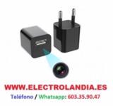 EFaq  Cargador USB Camara Espia HD - foto