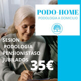Podología a domicilio. - foto