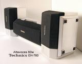 3 Altavoces Technics 60w EH-760 - foto