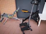 Vendo maquinas de ejercicios - foto