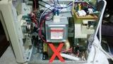 Reparacion de hornos microondas - foto