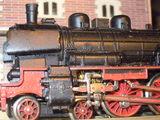 Locomotora vapor br38 ho marklin - foto