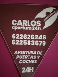 Cerrajero Apertura 24H Con experiencia. - foto