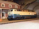 Locomotora diesel db 216 marklin ho - foto