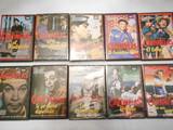 10 dvds con películas de cantiflas - foto
