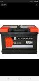 Baterias dynamic titanium  calcium - foto