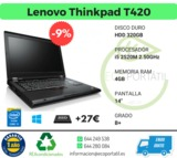 Ganga Lenovo Thinkpad T420 - foto