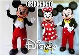 Alquiler de muñecos Disney, Mickey Mouse - foto