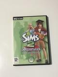 Juego PC Los Sims 2 Universitarios - foto
