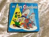 PELÍCULAS SUPER 8 Los Tres Caballeros - foto
