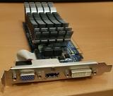 Asus Nvidia GeForce 210/HDMI/1  Gb - foto