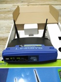 Router inalámbrico Wireless-G Linksys WR - foto