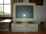 AMSTRAD PC 1512 + 20 juegos - foto