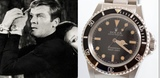 Rolex submariner James Bond - foto