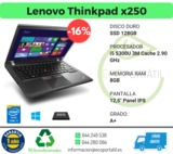 Lenovo Thinkpad x250 super oferta - foto