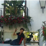 Freelance florist - foto
