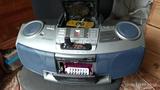 Cd portatil aiwa csd-es577 modificado - foto