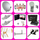 venta e instalación  de antenas - foto
