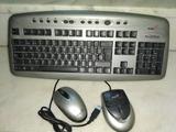 Combo Genius Wireless Twin Touch + Optic - foto