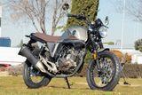 MH MOTORCYCLES - REVENGE 125 - foto