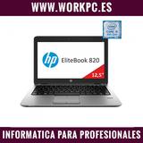 HP ELITEBOOK 820 G3 I5 8GB