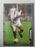 Cromo Zidane. Liga 2004 - foto