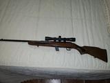 Vendo rifle del 22 o cambio - foto