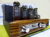 Amplificador válvulas 40+40 watts  -5 % - foto