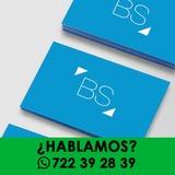 Girona imprenta logos flyers tarjetas - foto