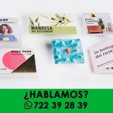 MÁlaga logos flyers imprenta diseÑo - foto