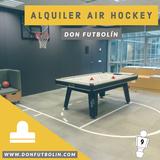 Alquiler y venta mesas air hockey aire - foto