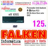 Fujitsu sff E5720 dual core sobremesa - foto