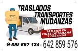 Portes y transporte Gandía-valencia-alic - foto