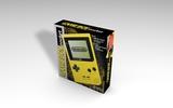 Caja Game Boy Pocket Amarilla Repro - foto