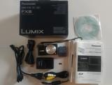Panasonic Lumix DMC-FX8. - foto