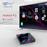 New smart tv box android x96 4k 2gb+16gb - foto