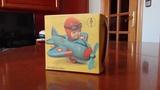 Avioncito de juguete antiguo - foto