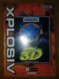 Juego pc cd-rom sonic 3d xplosiv de sega - foto