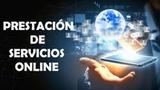 Servicios remotos online - foto